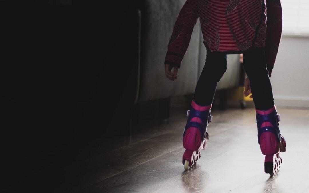 Roller skating: de beste manier om fit te blijven